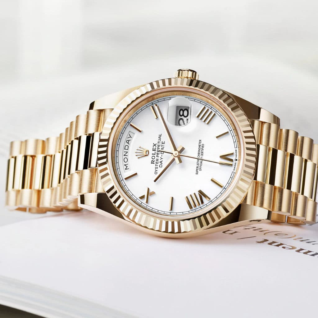 How Much Is A Rolex Day Date