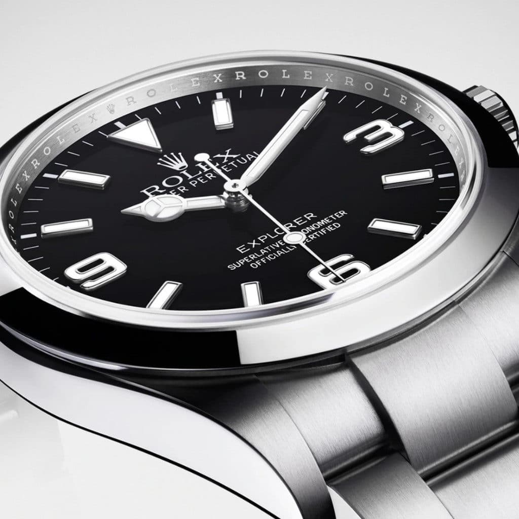 How Much Is A Rolex Explorer