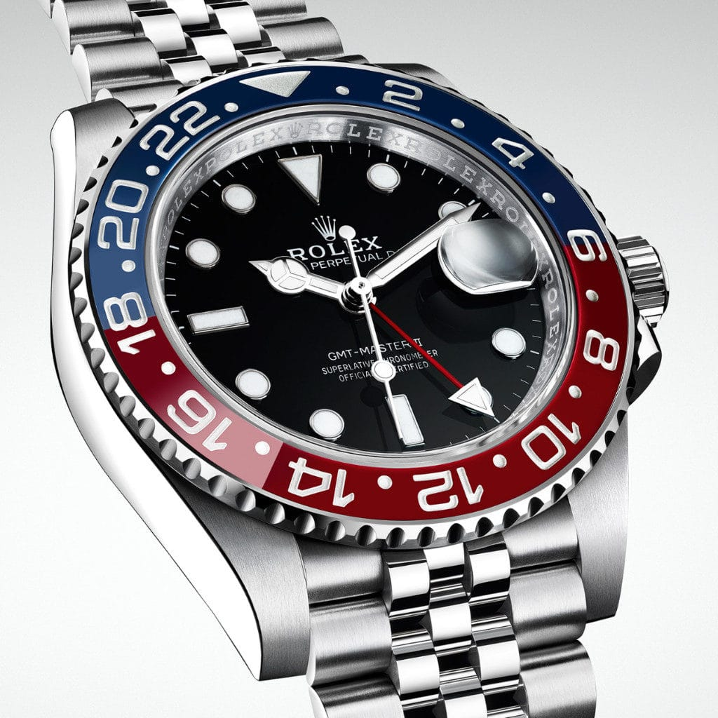 How Much Is A Rolex GMT Master II