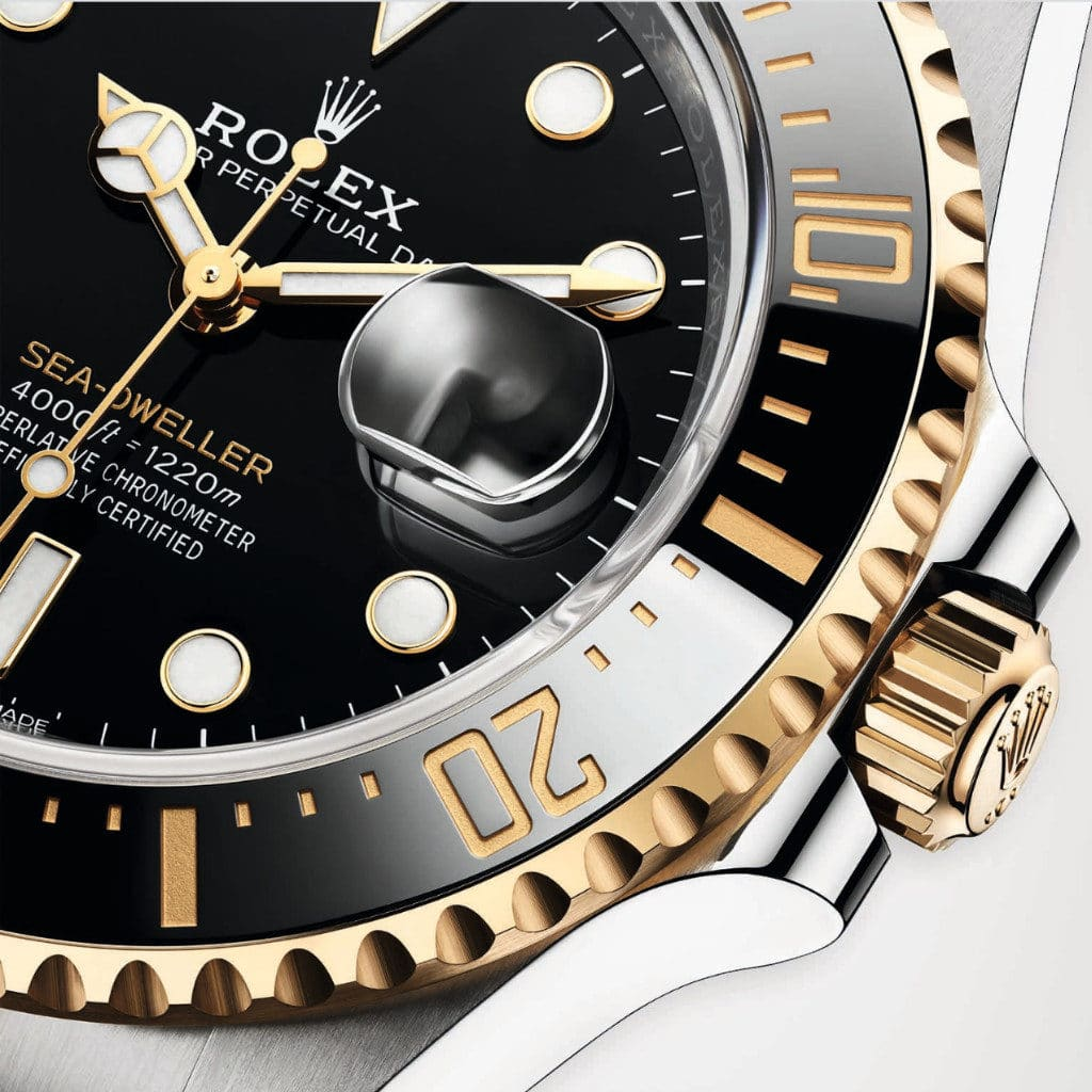 How Much Is A Rolex Sea Dweller